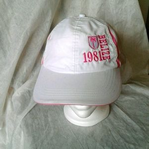 Vintage Lady's KATE LORD GOLF HAT 1981 belize